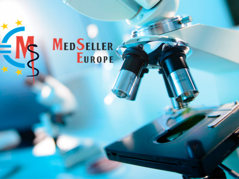 Medseller Europe Market Leader of Medical Reparations in Europe