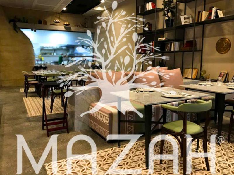 Restaurante Mazah - Raul